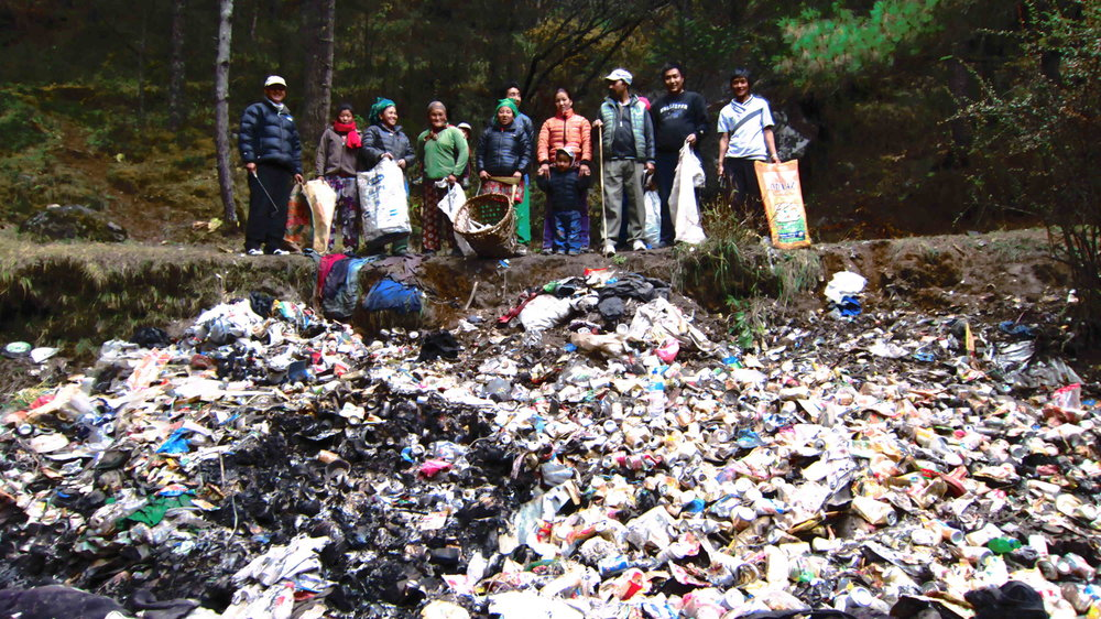 SPCC - Waste Management in Settlements