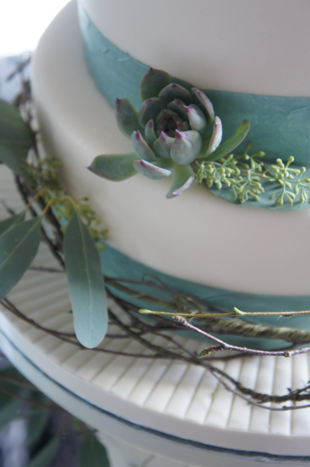 wildflower wedding succulent cake flowers.JPG