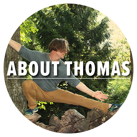 Thomas Droge, author, teacher, and healer providing mindfulness meditation instruction, holistic healing through acupuncture and herbal medicine, and training for spiritual awareness and life fulfillment