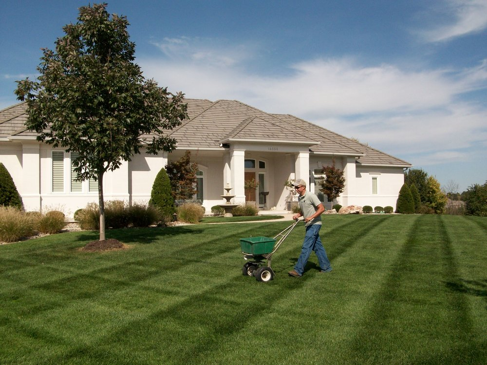 People also use fertilizer to grow grass for green lawns. In fact, grass is the largest crop in America.