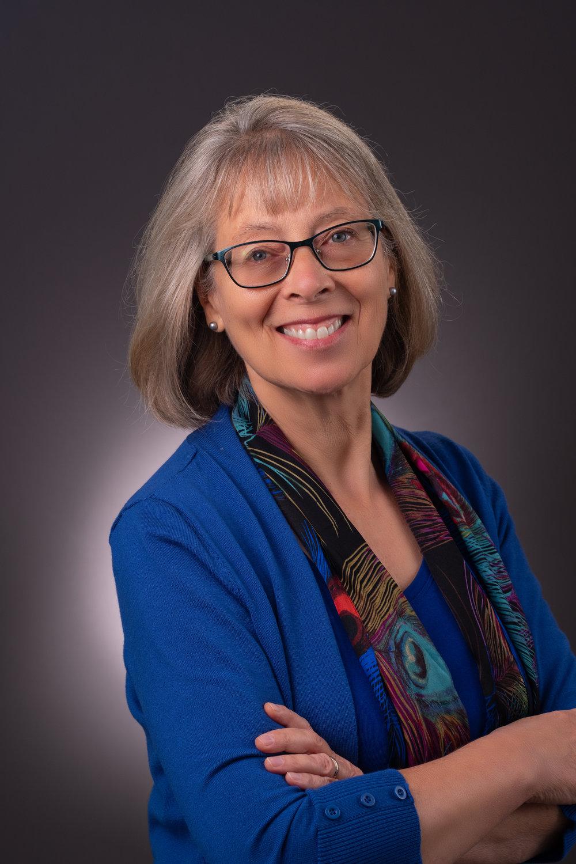 Jane de Groot, Senior Director of Program Resources