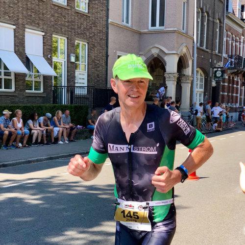 Malberger Triathlet Schütz absolviert erfolgreich Ironman in Maastricht-Limburg