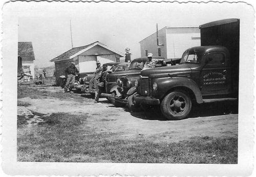 Truck Fleet - Huntington Farm