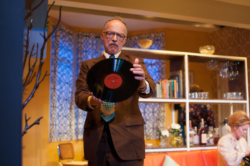 Lawrence Moss in     ABIGAIL'S PARTY, Mike Leigh     NY TIMES CRITIC'S PICK