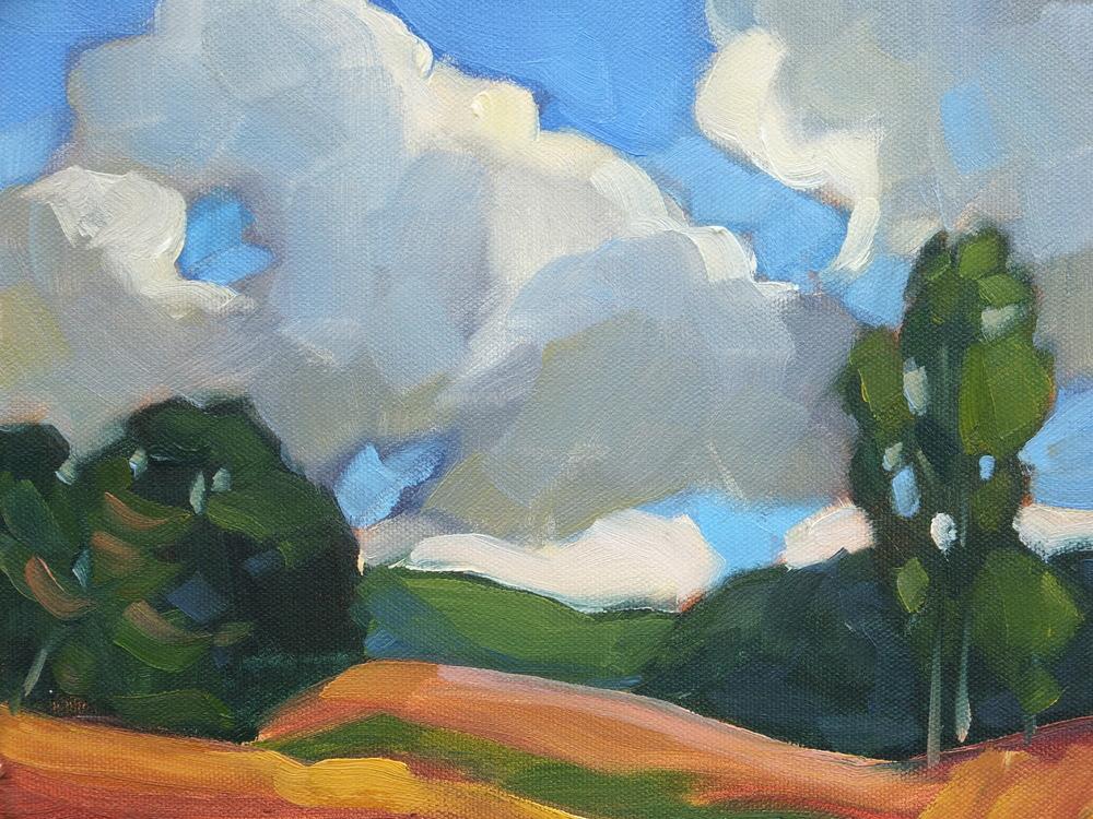 Pasture Sky