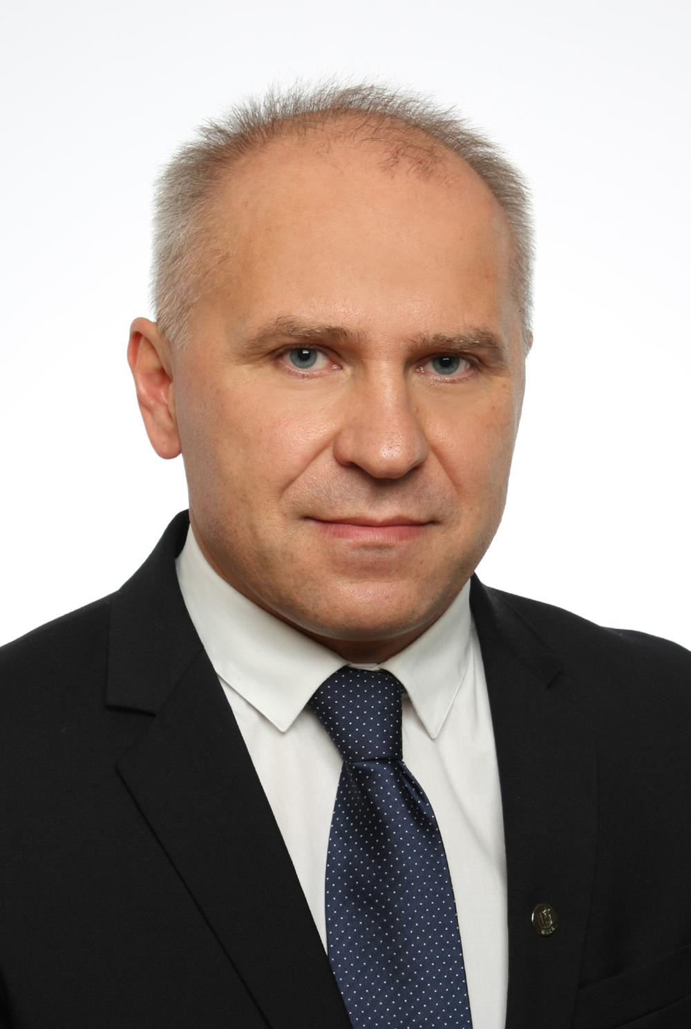 Adam Roczek EUSA President