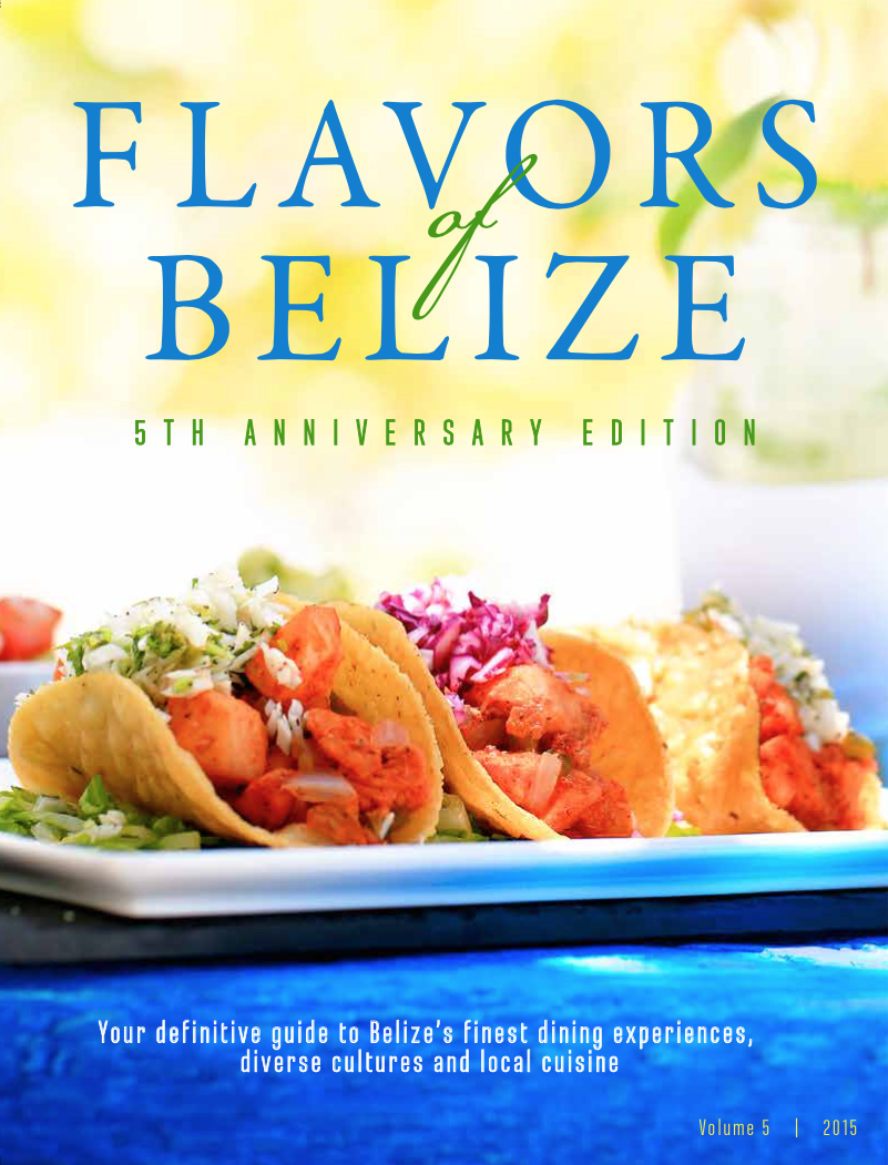Flavors of Belize 2015
