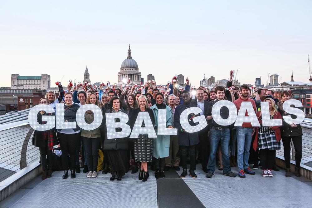 Naomi Harris - Global Goals