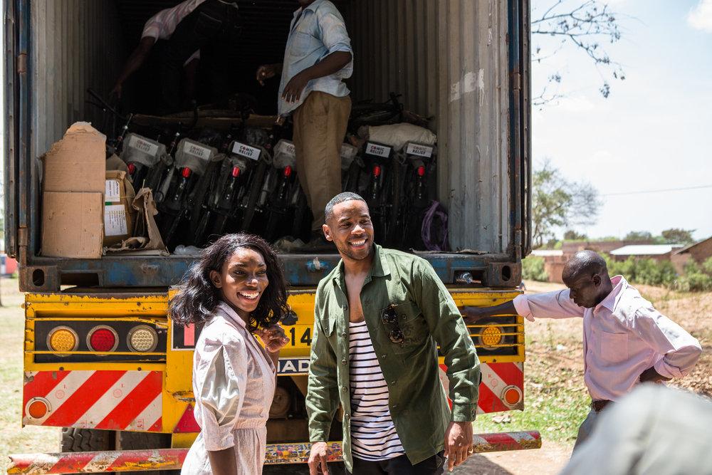 Comic Relief - Uganda