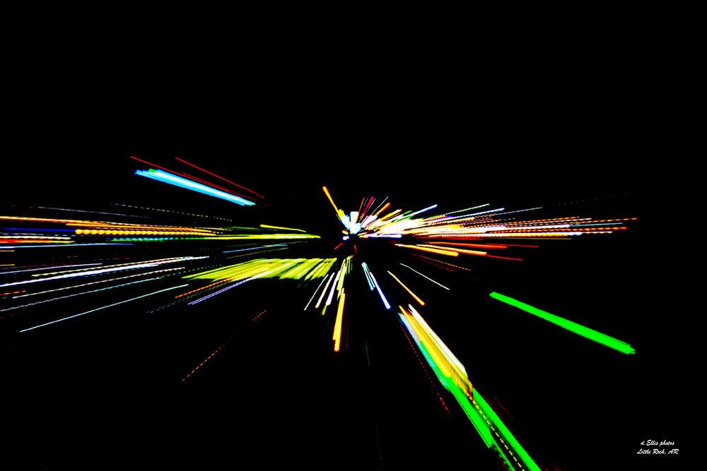 Speed of Light (and Color)                                                                                                       © 2018 Dale Ellis/d.Ellis photos