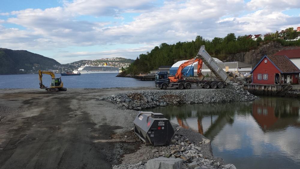 Framo Sjølivet     Se pågående anlegg