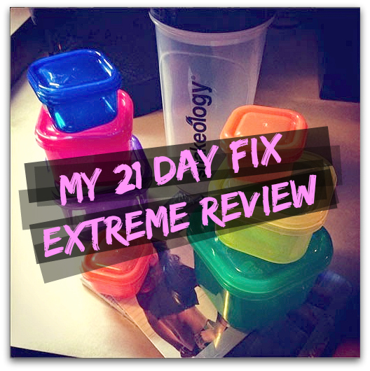 Ashly Locklin - 21 Day Fix Extreme: The Scoop