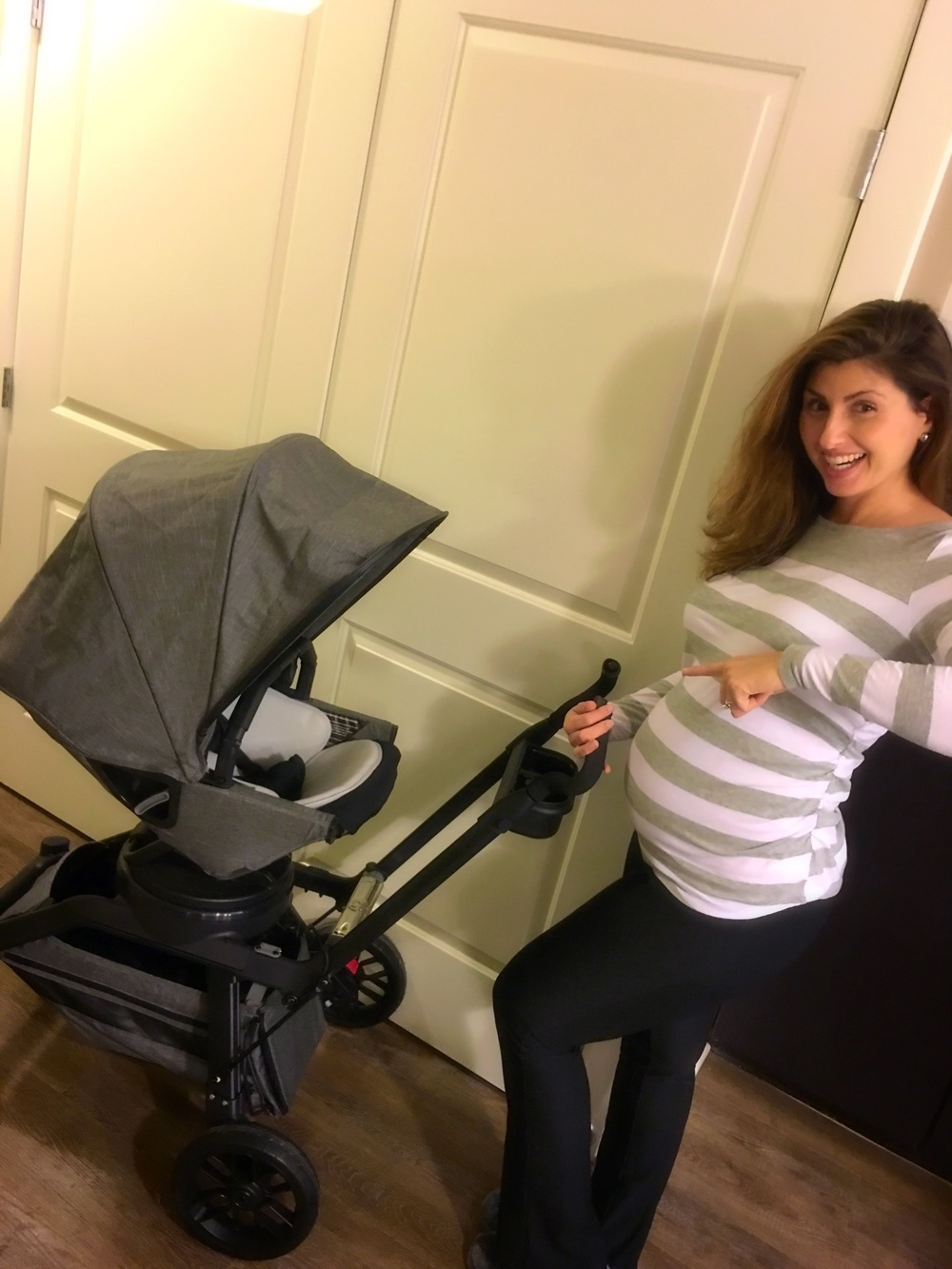 I was able to buy this very expensive stroller with 2 weeks of beachbody earnings