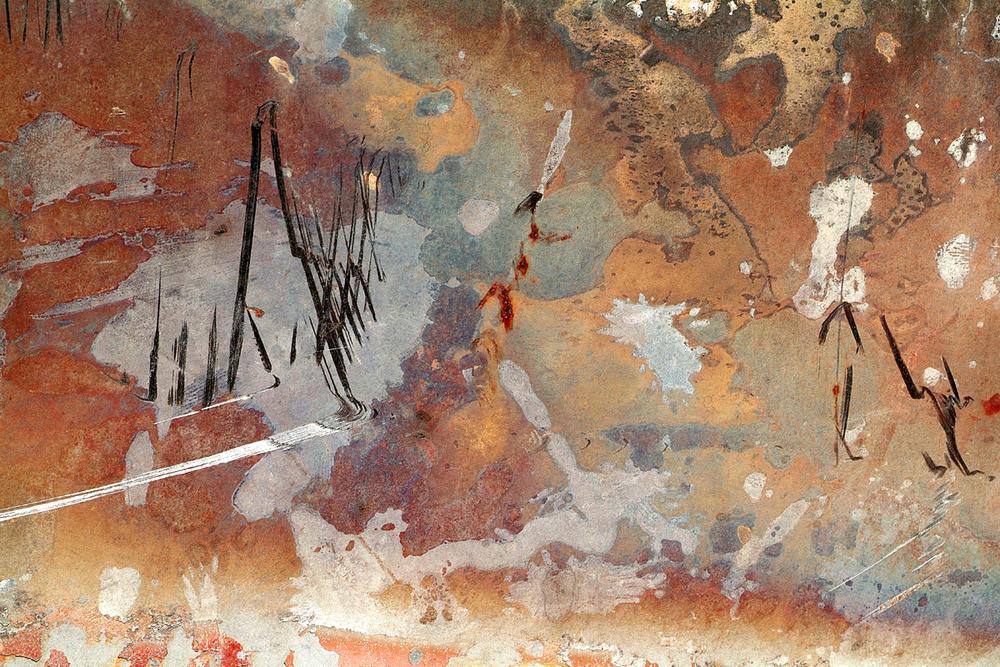 Life on Mars - 80 cm x 120 cm