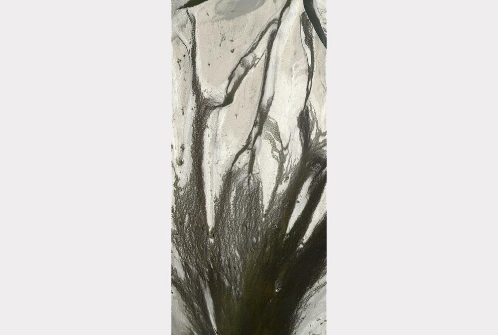 """""""Waterwork"""" - 130 cm x 60"""