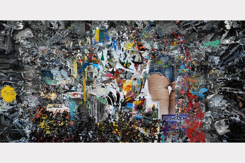 """""""Sweet Jane"""" - 100 cm x 200 cm"""