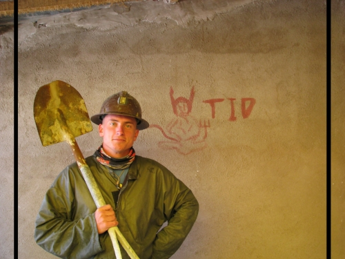 OK, so the photo was in 2008, but it was the starting point of my ethical journey when I visited the Potosi silver mines as mentioned in my last blog post - original travel post here:   https://tinyurl.com/jfch7je