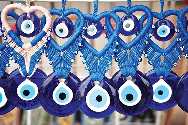 Legend says if an evil eye (Nazar Boncuğu) cracks it has done its job of protecting you. ⠀ -⠀ Wander anywhere in Turkey and in just a few minutes you will lose count of how many times you see these popular souvenirs. ⠀ -⠀ Making the Turkish evil eye is an accepted master trade stretching back more than 3000 years. Passed down over generations, men sit at sweltering hot furnaces to twist, shape, and color the glass into an evil eye.⠀ -⠀ #livelifehappy #livelifenow #livelifewell #livefullyalive #solovelysofree #boldbraveyou #socalitymidwest #seekthelight #whyweshoot #socalitychicago #modernvoyage #themoderndayexplorer #roamtocreate #roamearth #visualsofearth #modernwild #lastingvisuals #stayandwander #welltraveled #wanderfolk #lifeofadventure #evileye #visitturkey #discoverturkey #turkey #welivetoexplore #glassmakers #explore