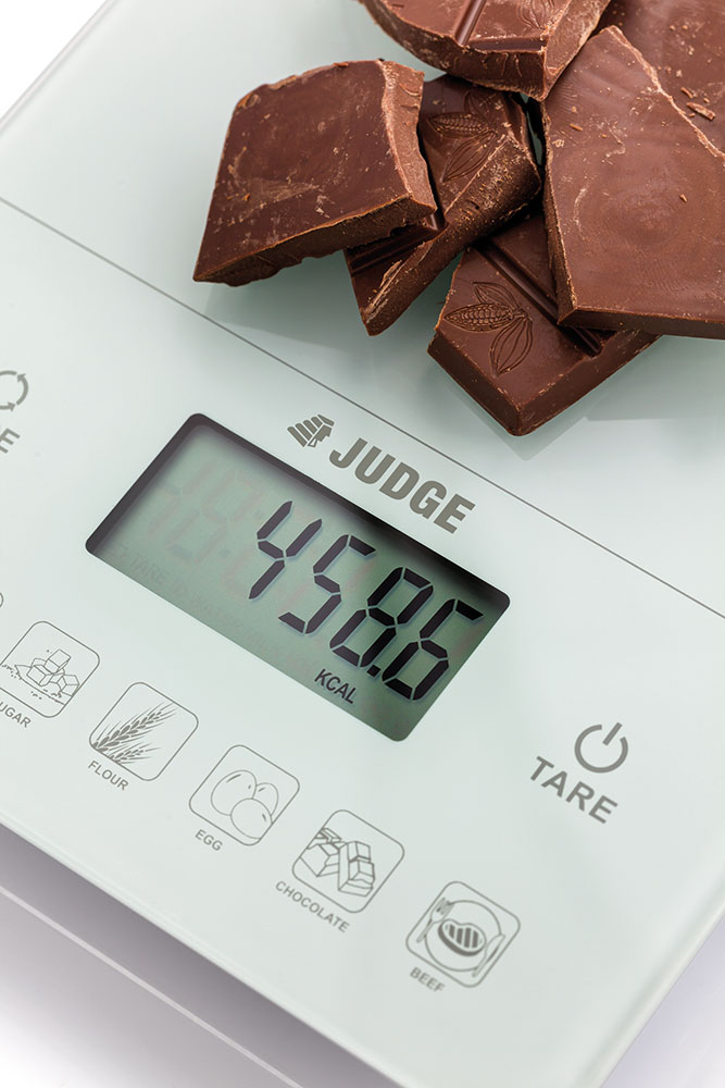 Judge Diet Scales