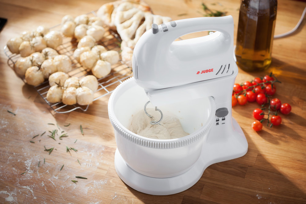 JEA80 Judge Electricals Stand Mixer 300W - Lifestyle - Dough Hooks.jpg