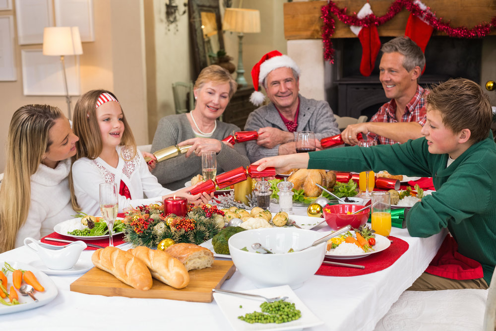 Christmas Etiquette