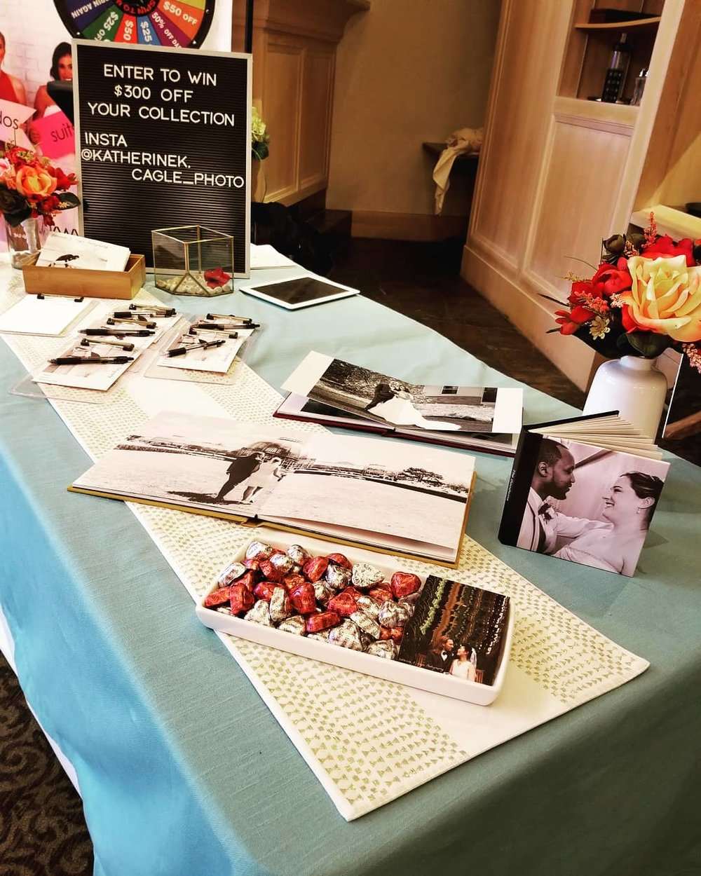 The Great Oaks Country Club Bridal Show, Jan. 2018