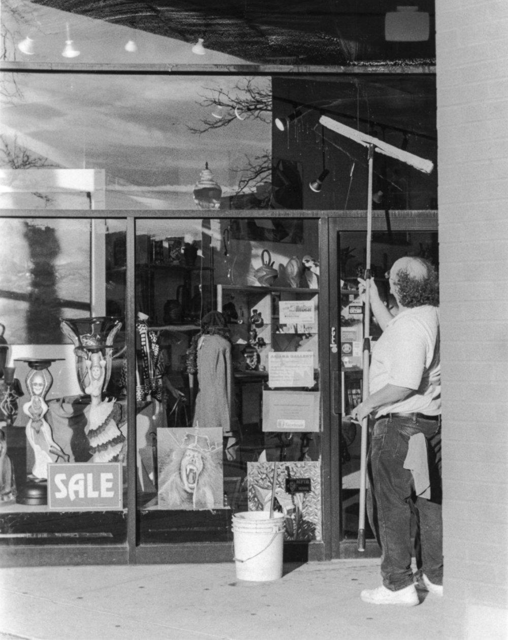 Window Washer - Royal Oak, Mi
