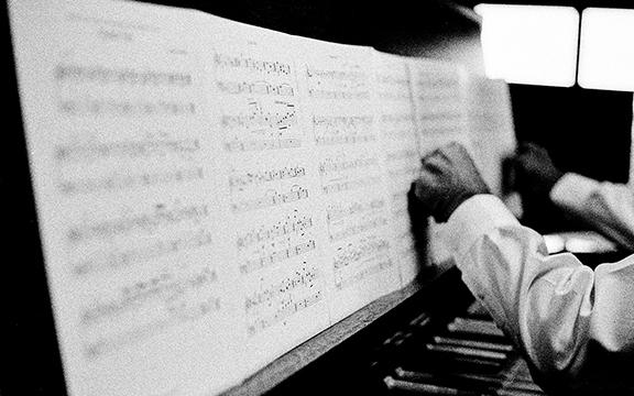Carillon Player - Oakland University, Rochester, MI