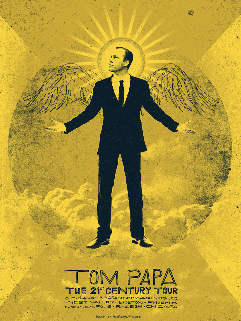 Tom Papa's 21st Century Tour