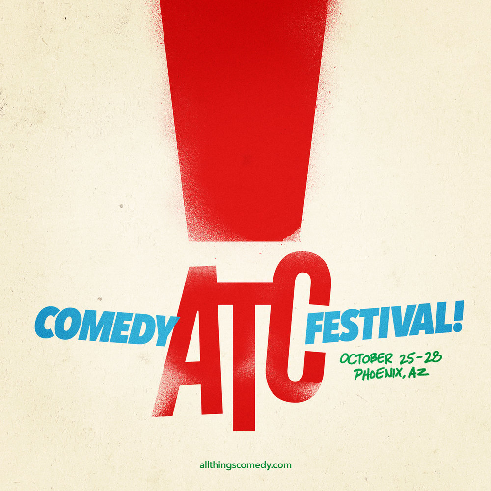 All Things Comedy Festival 2018