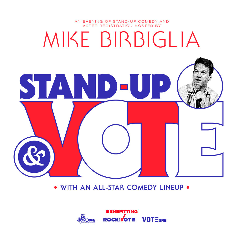 Stand Up & Vote