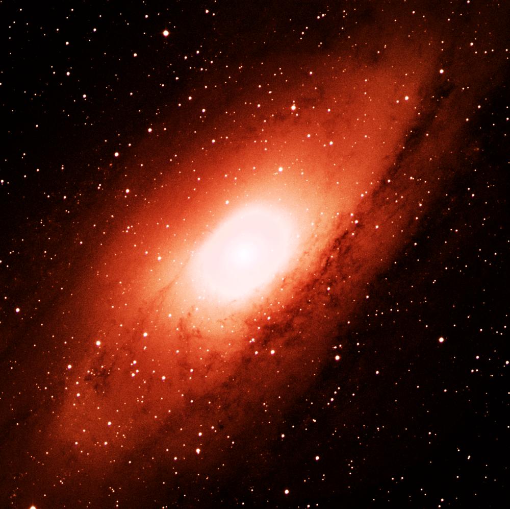 Andromeda Galaxy | Image Credit: Adam Brown