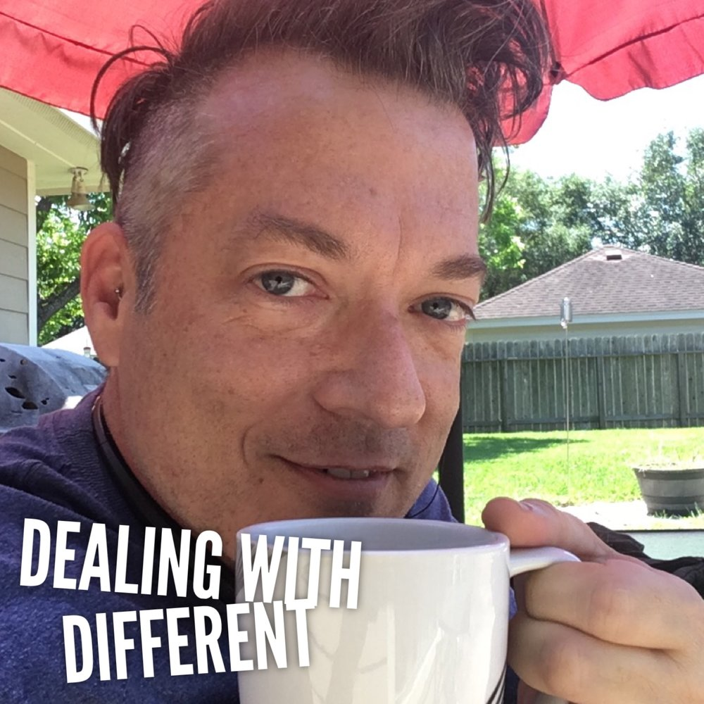 Dealing With Different - let's talk about how we are different so we understand how we are the same