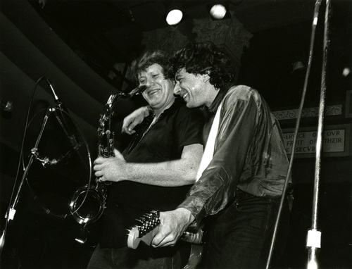 Joe and Bobby  1986 | Levels
