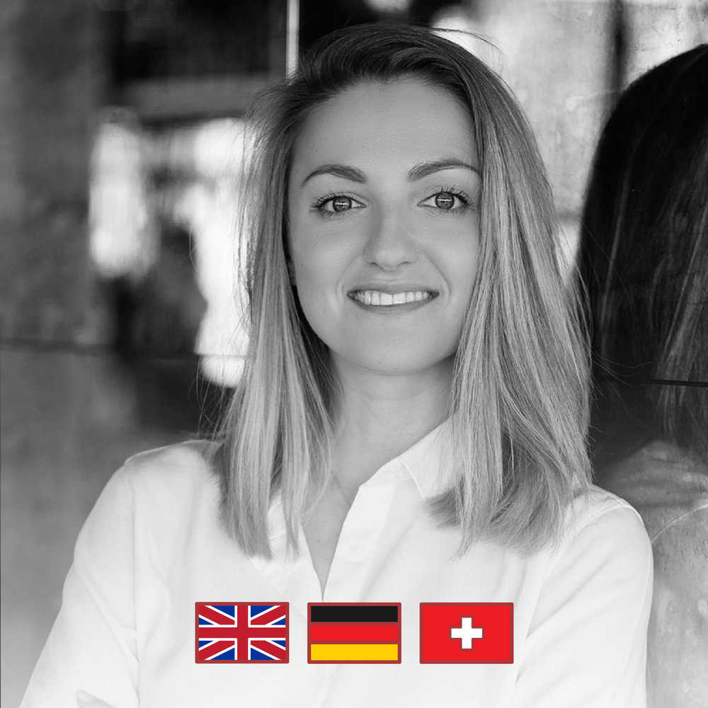 Elizaveta Proselkova - Expertise: Career development in SMEs, start-ups, and boutique firms (young & experienced)Market covered: UK & Ireland, Germany, SwitzerlandWorking hours:Mon - Fri (08am to 5pm, London time)Sat - Sun (11am to 3pm, London time)Guaranteed response rate:2 hours Mon-Fri and Sat-Sun