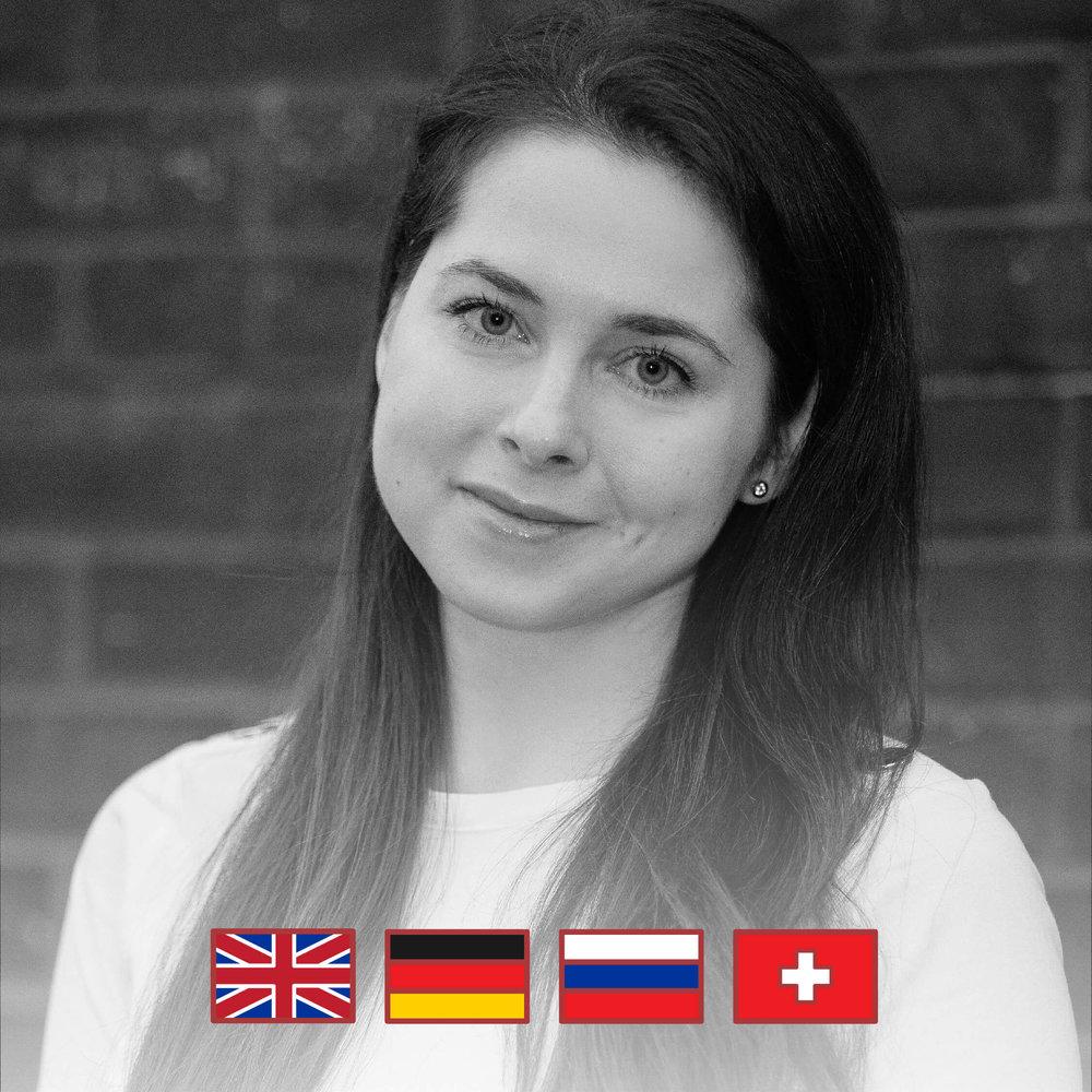 Ксения Гончарова - Карьера в корпорациях (молодые специалисты/опытные специалисты)Страны: Великобритания и Ирландия, Германия, Швейцария, РоссияЧасы работы:пон – пят (20:00 – 23:00, по Лондону)выходные (11:00 – 20:00, по Лондону)Скорость ответа:В течение 2 часов
