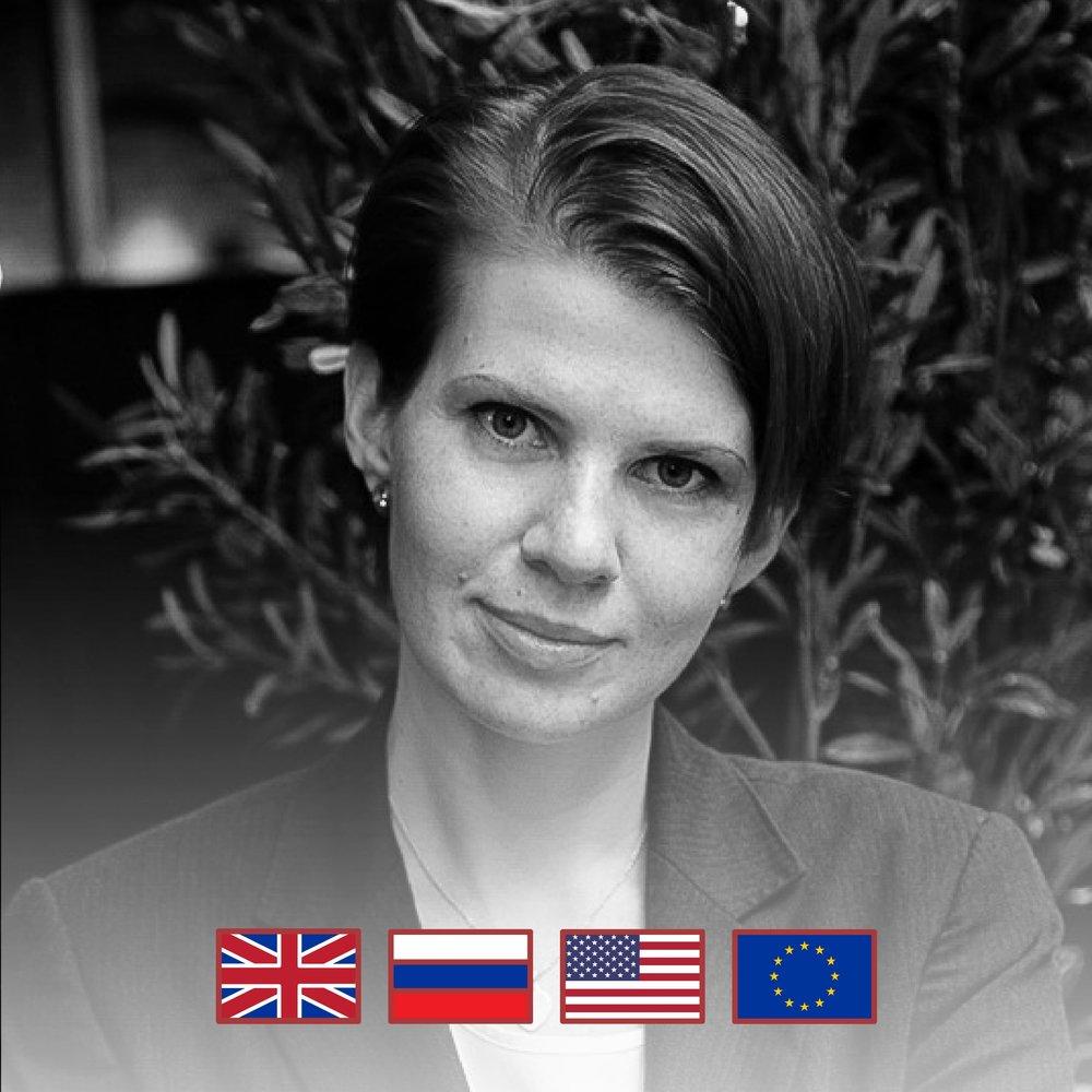 Эльмира Максудова - Международная карьера в IT & tech (молодые специалисты/опытные специалисты)Страны: Великобритания и Ирландия, Европа, Россия, СШАЧасы работы:пон – пят (11:00 – 14:00 и 17:00 – 23:00, по Лондону)Скорость ответа:В течение 2 часов