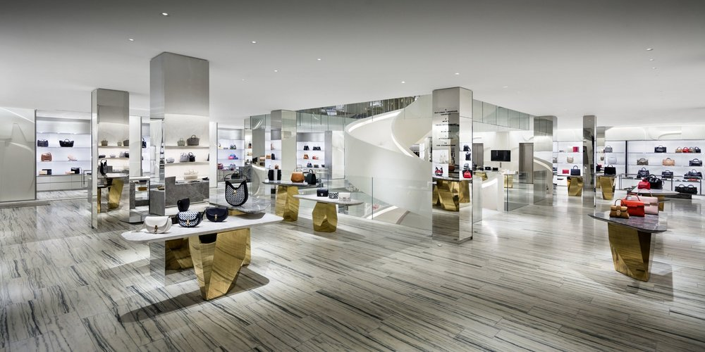 Barneys New York Downtown Flagship