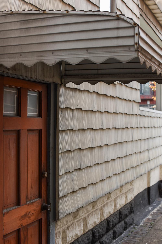 Side Door of the House