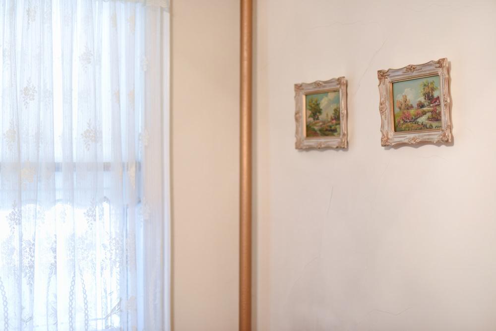 Paintings Purchased on their Honeymoon