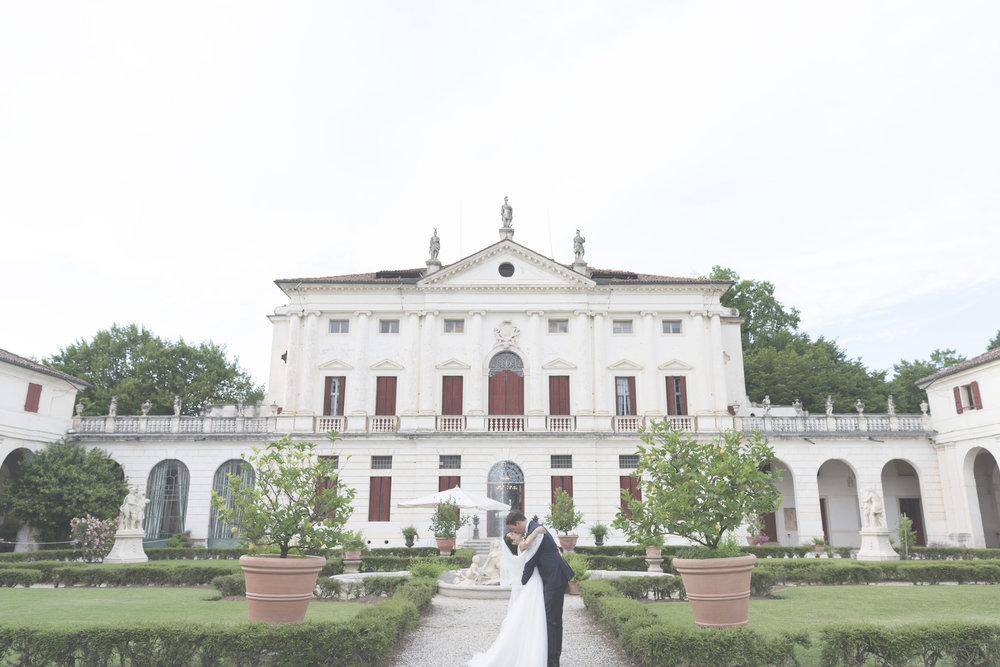 Chiara & Luigi - Padua, Italy