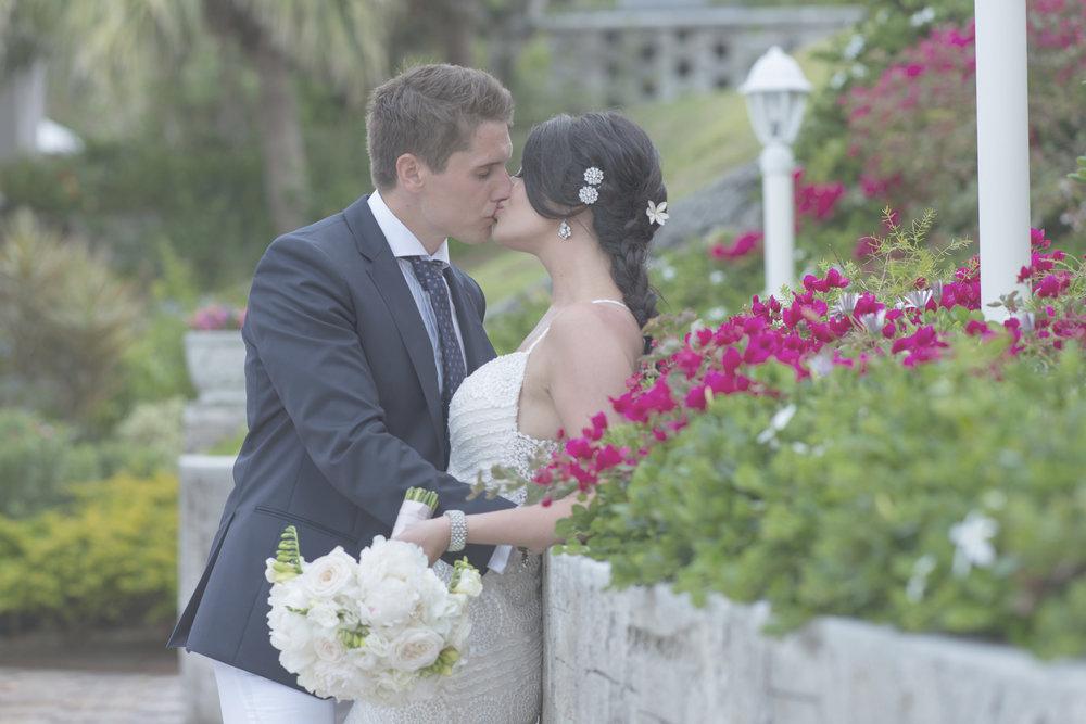 Alyse & Steve - Paget, Bermuda