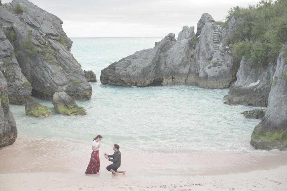 Josh & Emily - Warwick, Bermuda