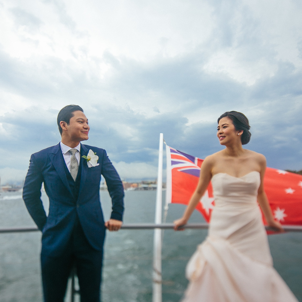 Sydney Destination Wedding — redsheep