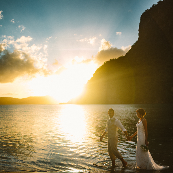 El Nido Resorts Elopement | Matt & Elizabeth