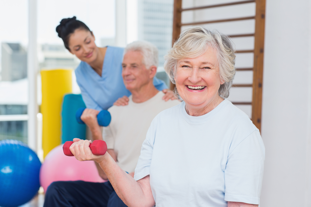 Ottawa Stroke Rehabilitation Centre Ottawa Assisted Living Retirement Home Physiotherapy & Rehab