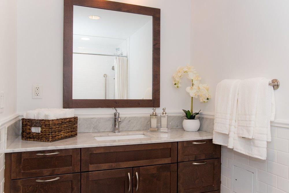 Assisted Living Bathroom Retirement Home Stroke Rehabilitation