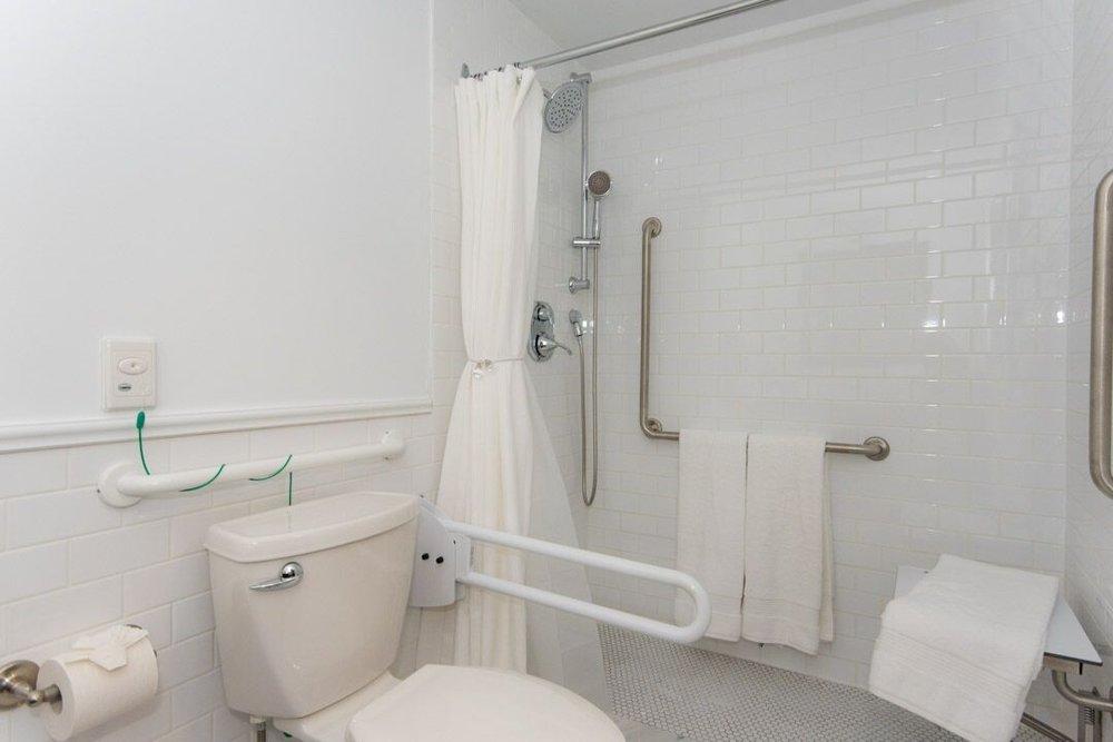 Assisted Living Shower Retirement Home Ottawa Stroke Rehabilitation