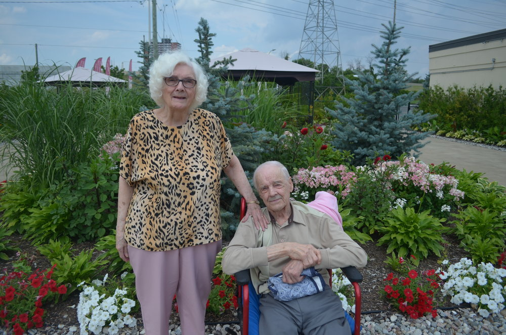Garden Ottawa Assisted Living Retirement Home Stroke Rehab