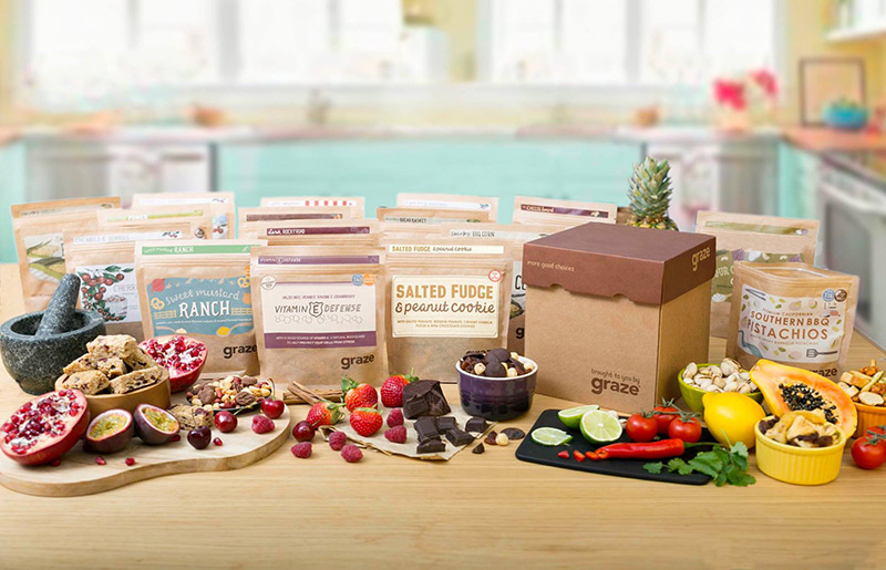 GRAZE SNACKBOX DELIVERY